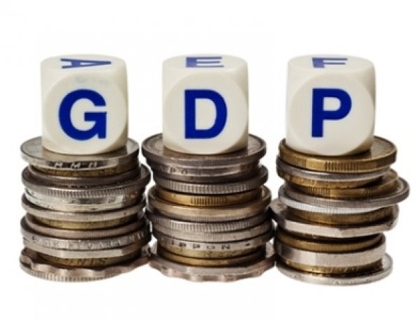 GDP Up Due to Oil & Gas