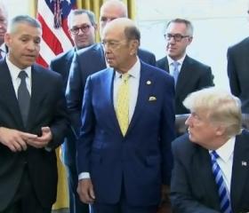 Trump Approves Keystone Permit