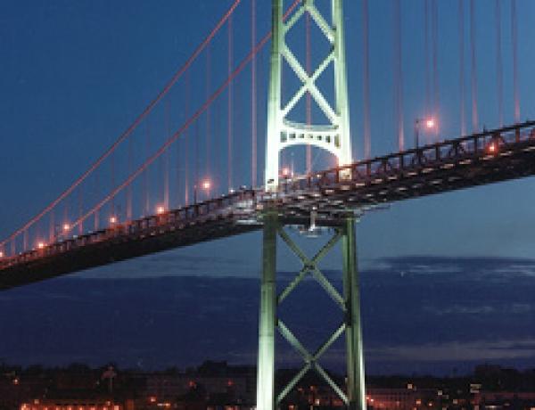 Halifax Harbour Bridges
