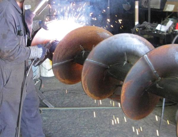 Helm Welding