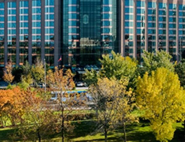 Hilton Suites Toronto/Markham Conference Centre