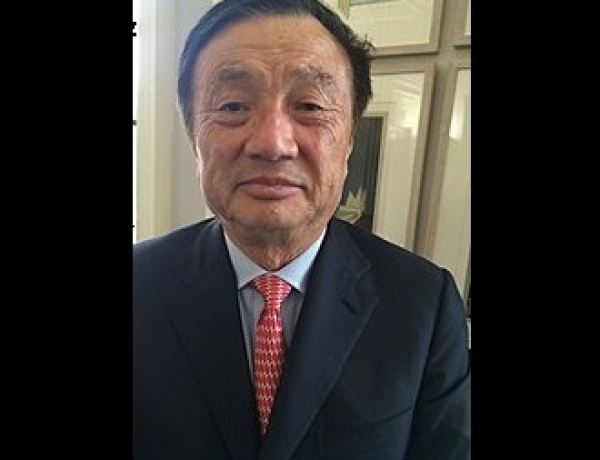 Huawei CEO Remains Upbeat