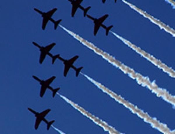 Farnborough International Airshow 2012
