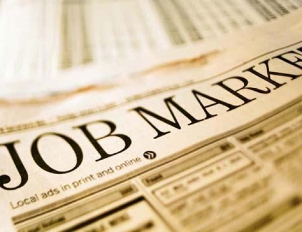 Unemployment at 43-year low