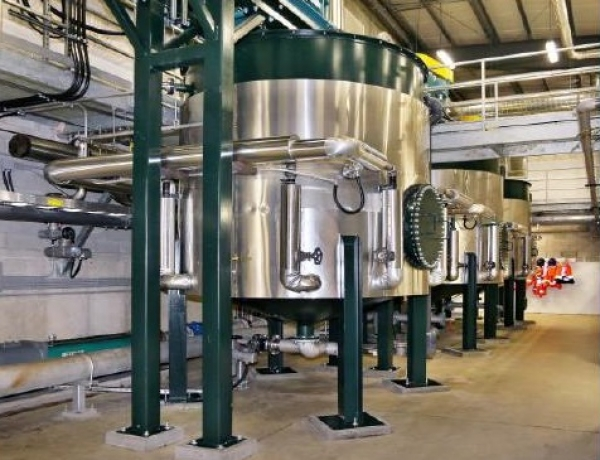Lystek Organic Material Recovery Center Starts Servicing Bay Area