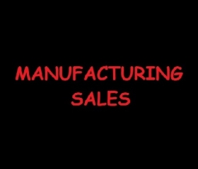 Manufacturing Sales Up 0.9% in July