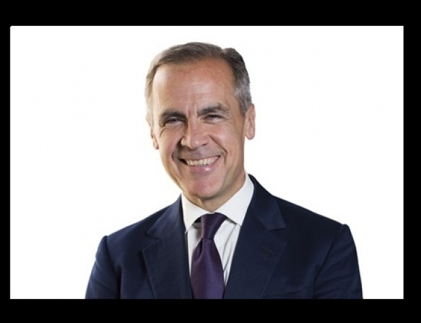 Carney Extends UK Term to 2020