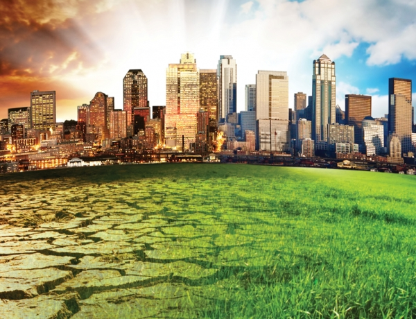 Climate Disruption Threat Becomes Reality
