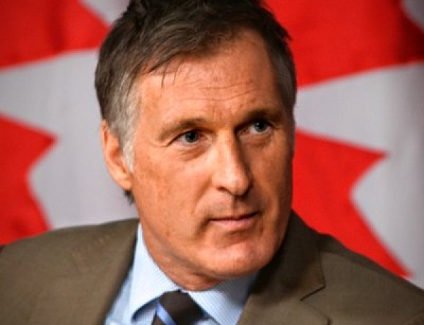 Bernier Bounced from Tory Front Bench