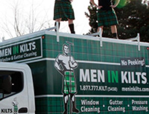 Men in Kilts – A Very Unique Brand