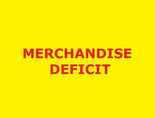 $1.5B Merchandise Trade Deficit