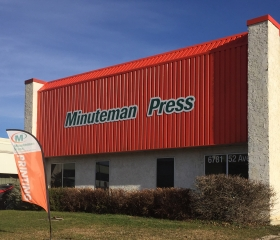 Minuteman Press International Celebrates 40 Years of Franchising in Canada