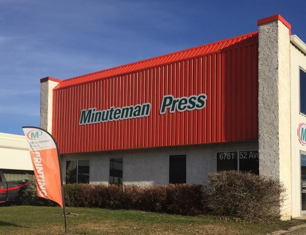 Minuteman Press International Celebrates 40 Years of Franchising in Canada