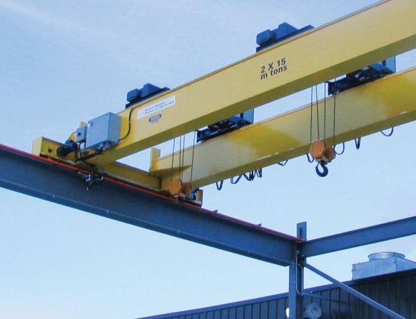Munck Cranes Inc.