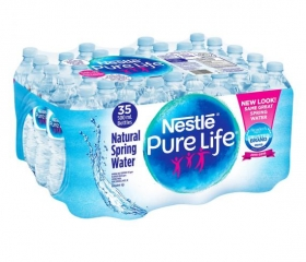 Nestle Selling Pure Life Water