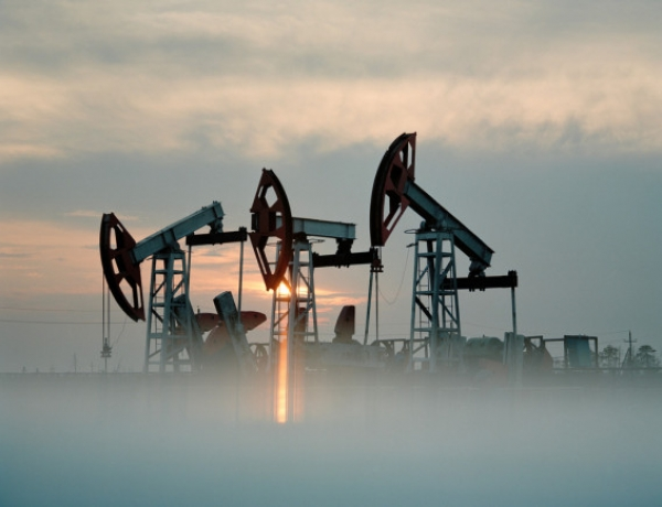 Oil Futures Down; TSX Up