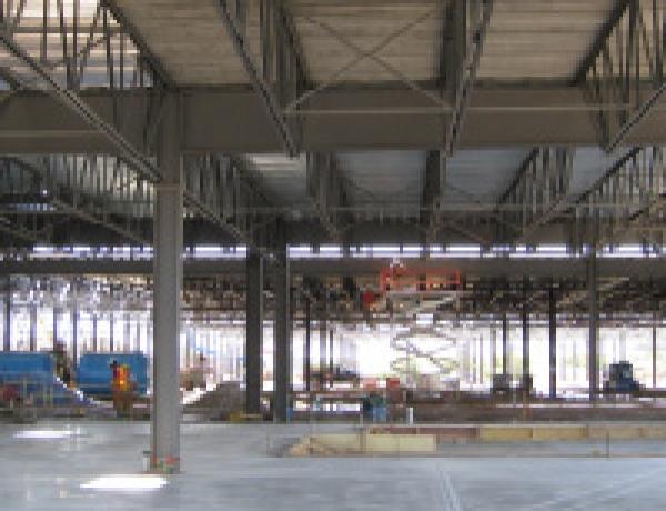 Expansion engine: Oakville's New Transit facility