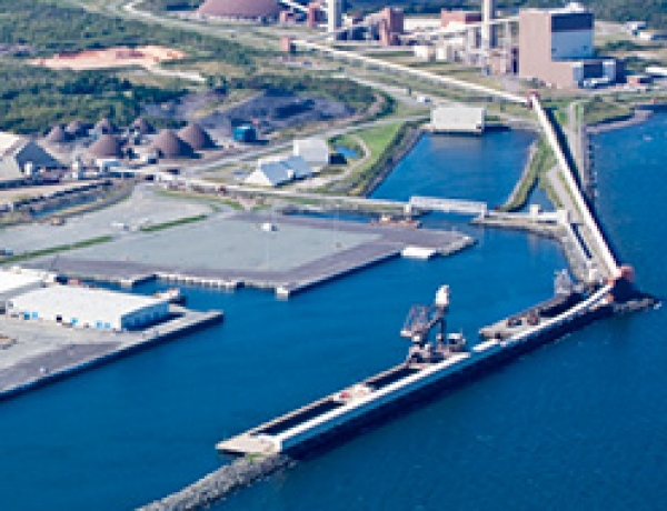 Port of Belledune