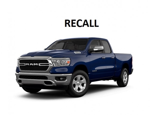 Ram Pickup Recall