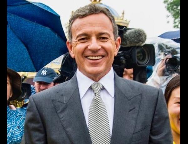 Disney CEO Steps Down