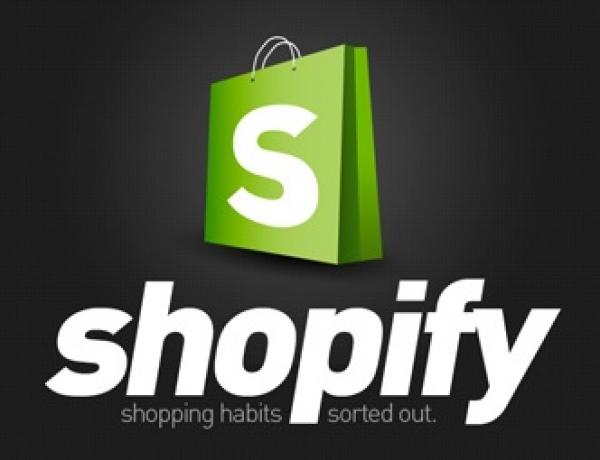 Shopify Shares Tumble