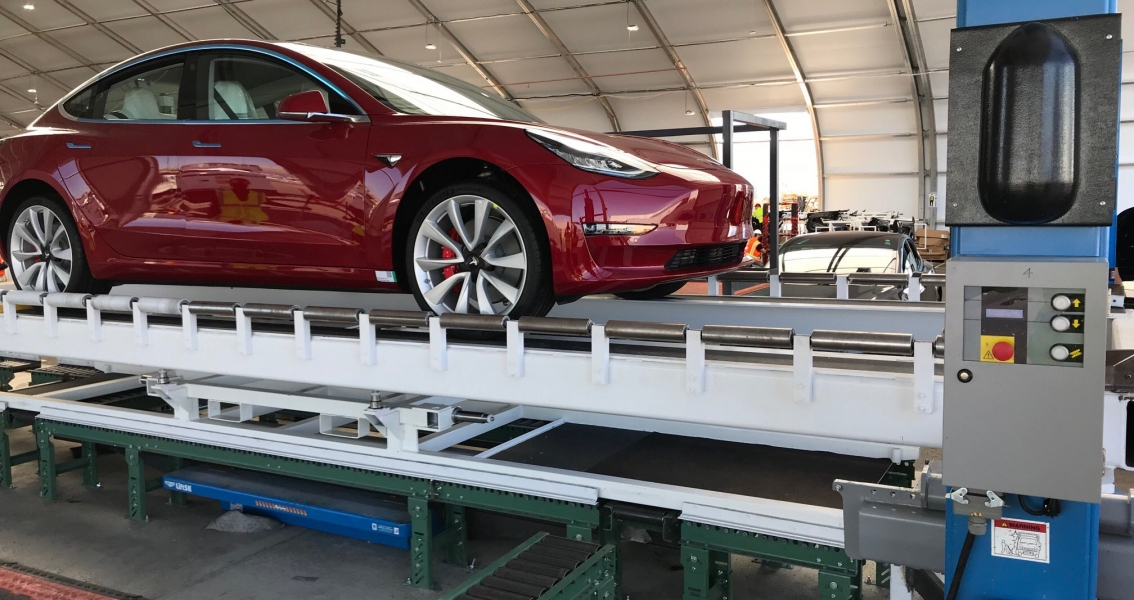 Tesla May Build A Plant in Germany