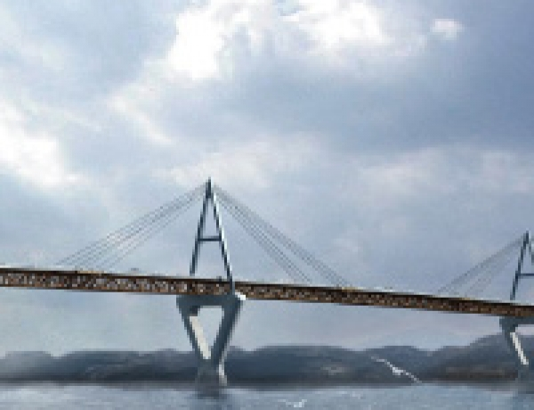 The Deh Cho Bridge Project
