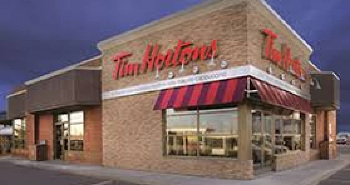 Tim Hortons to Update Distribution System