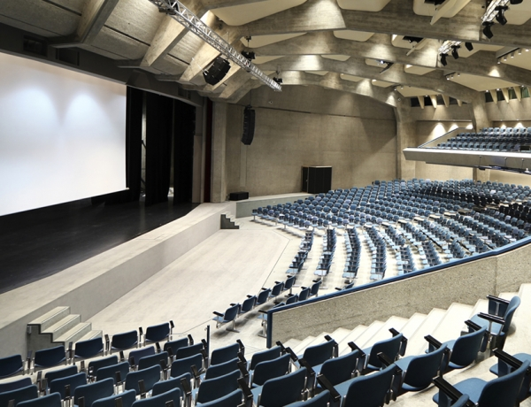 Top Five Tips for Choosing the Right Convention Space