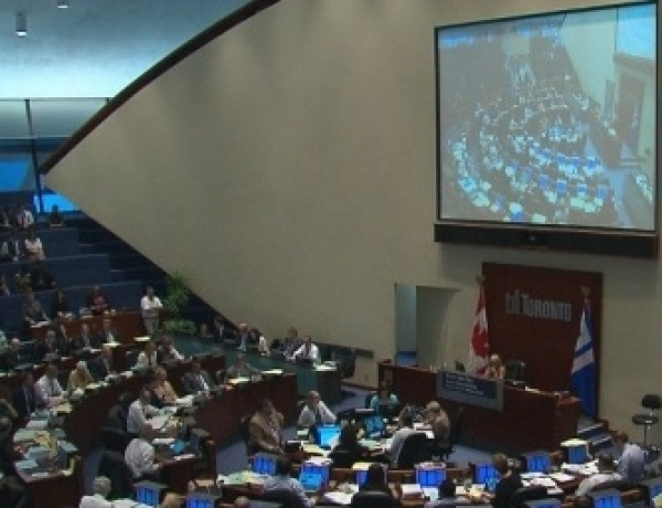 Judge Overturns Ford's Toronto City Council Contraction Plan