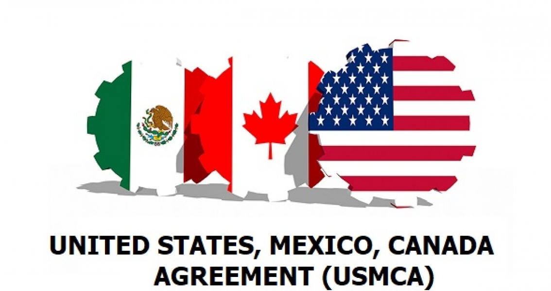 USMCA Signing