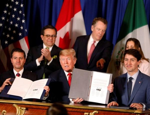 USMCA Deal Signed