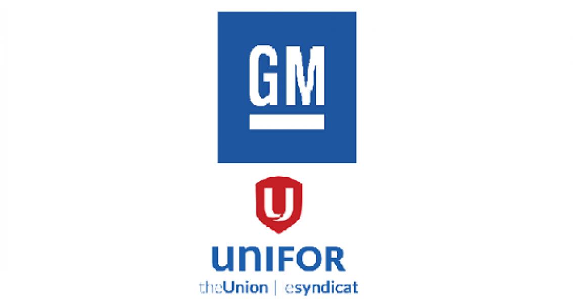 GM & Unifor Reach $1Billion Deal
