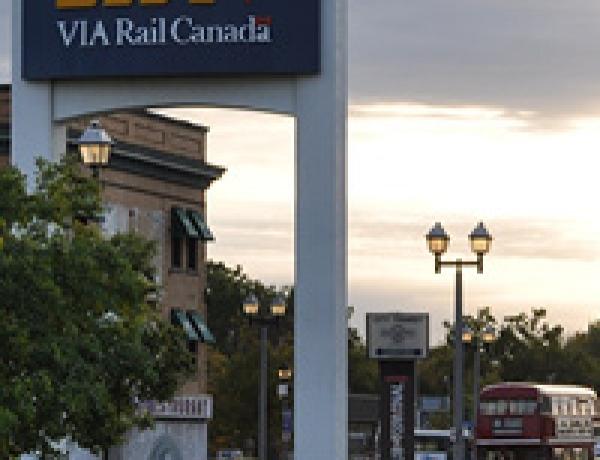 VIA Passenger Rail Service