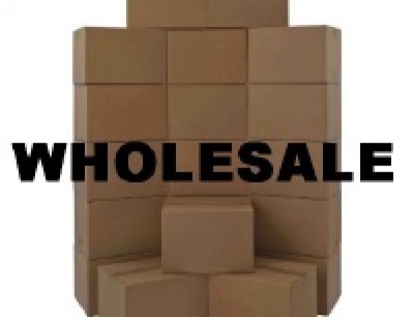 Wholesale Sales Up