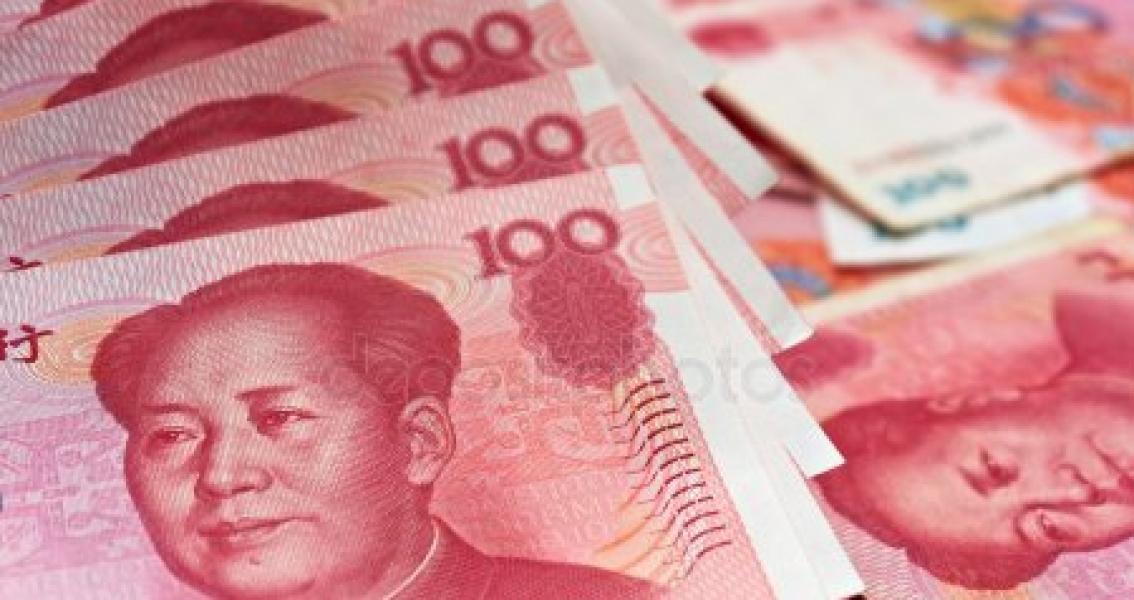 China's Yuan at 10-Year Low