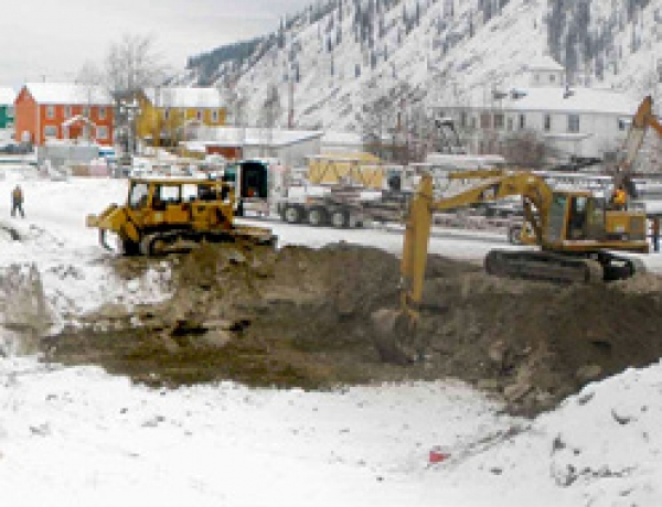 Yukon Highways and Public Works