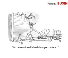 April 16 Funny Business