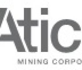 Atico Intercepts 70.8g/t Au, 1,140g/t Ag and 8.9% Zn over 0.77m Within 7.2g/t Au, 118g/t Ag, and 2.0% Zn Over 8.9m at its Precious Metals Rich La Plata Project in Ecuador