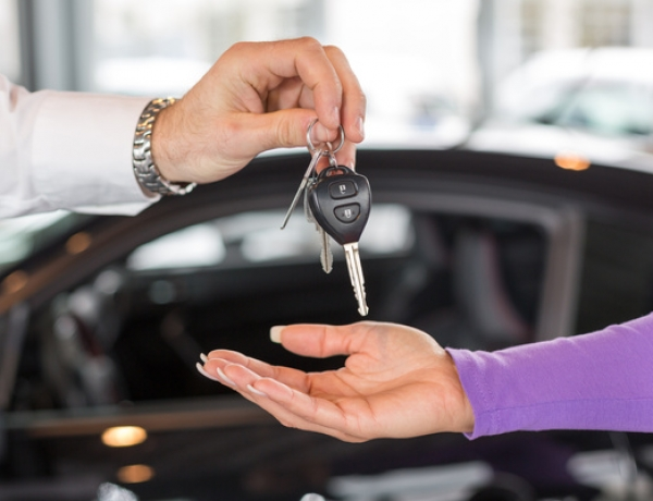 Auto Sales on the Rise
