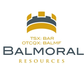 Balmoral Increases Non-Brokered Private Placement to $2.35 Million