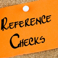 Reference Checks A Critical Part of the Hiring Decision