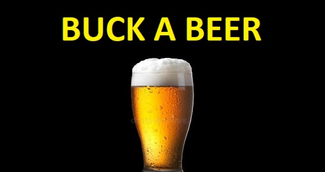 Breweries Respond to 'Buck a Beer'