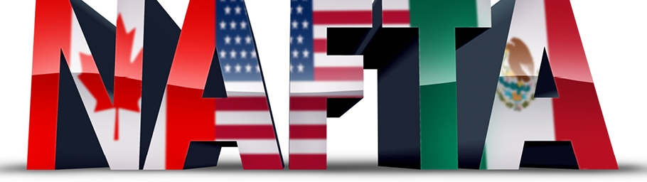 NAFTA Negotiations: A Long, Arduous Process