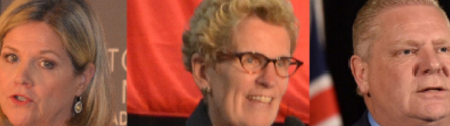 Ontario Gears Up For A Crucial Election