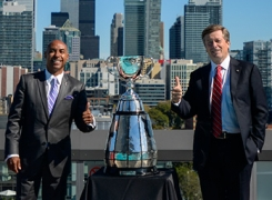 The Canadian Football League – Jeffrey Orridge Discusses Year Two In the Commissioner's Office