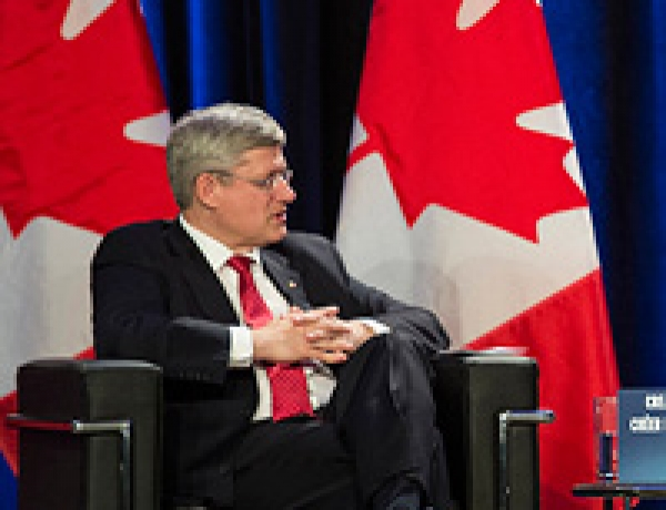 Open Forum with Prime Minister Stephen Harper – Building upon Our Vast, Untapped Natural Resources
