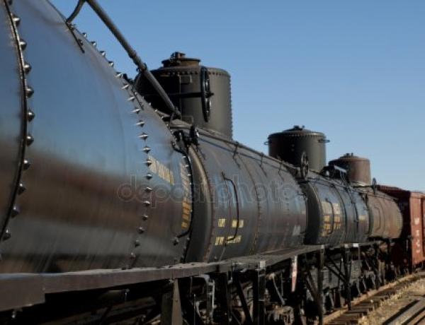Crude By Rail Rises