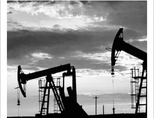 Crude Oil:Marching to a Different Drummer