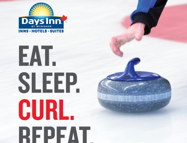 Days Inns – Canada Teams Up with Curling Canada